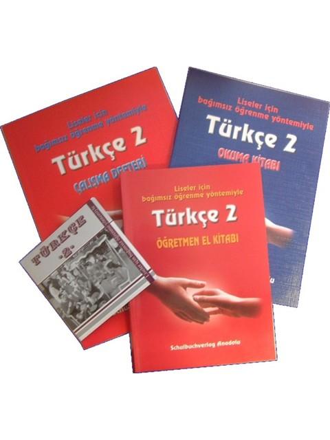 Bağımsız Öğrenme Yöntemiyle Türkçe 2 SET