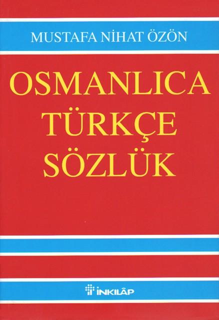Osmanlıca Büyük Türkçe Sözlük