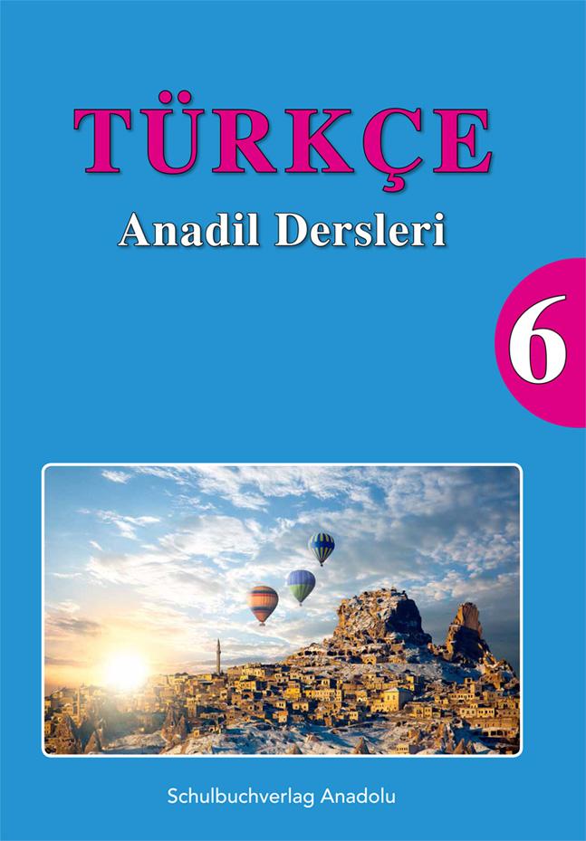 Türkçe Anadil Dersleri 6