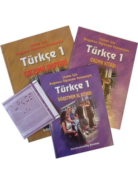 Bağımsız Öğrenme Yöntemiyle Türkçe 1 SET