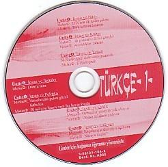 Bağımsız Öğrenme Yöntemiyle Türkçe 1 CD-ROM