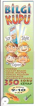 Bilgi Küpü - Türkçe 3