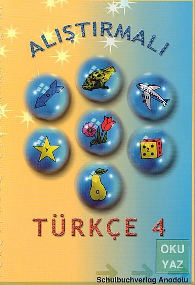 Alıştırmalı Türkçe 4