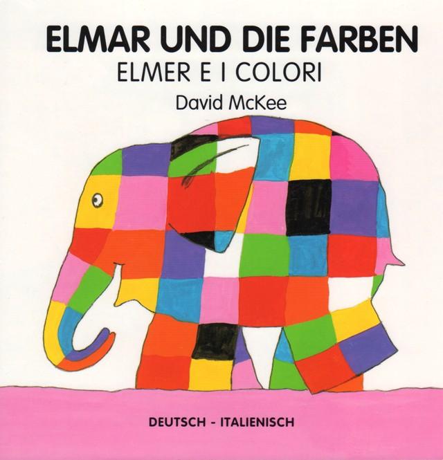 Elmar und die Farben Ital.