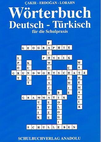 Wörterbuch Deutsch - Türkisch