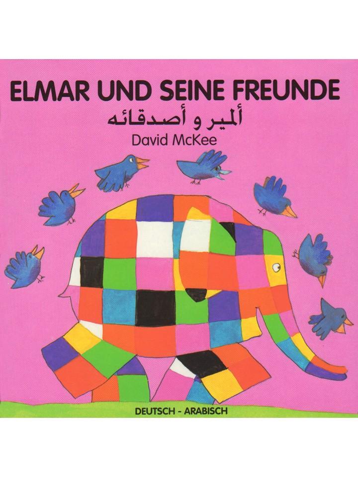 Elmar und seine Freunde Arab.