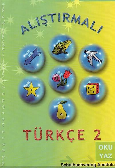 Alıştırmalı Türkçe 2