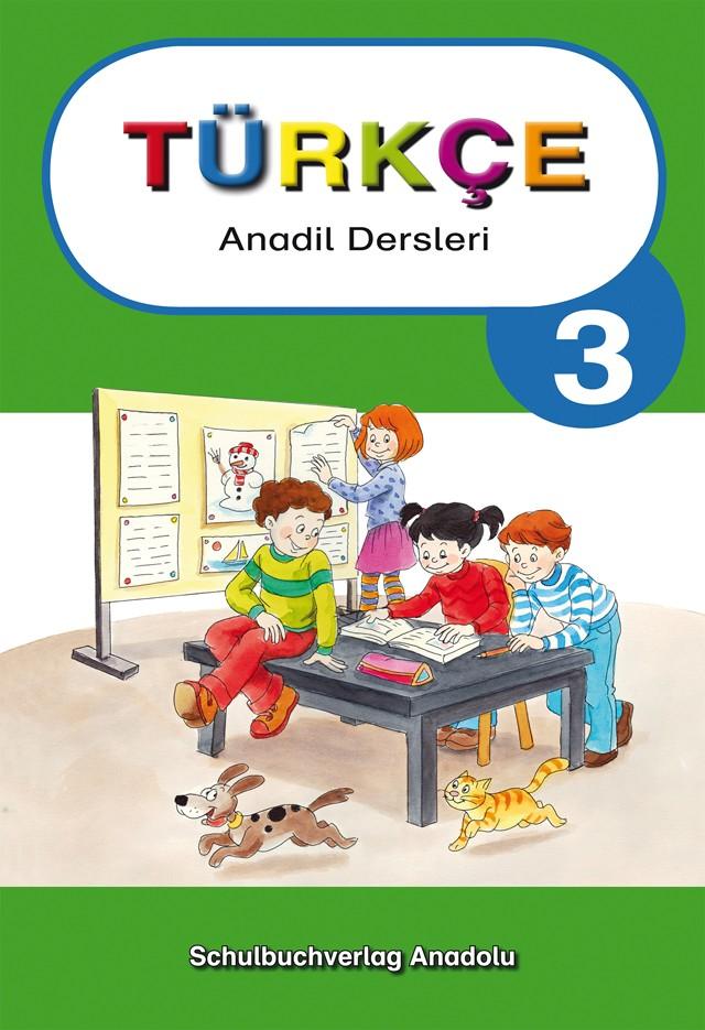 Türkçe Anadil Dersleri 3