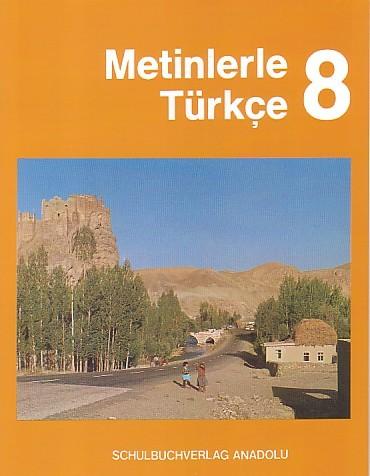 Metinlerle Türkçe 8