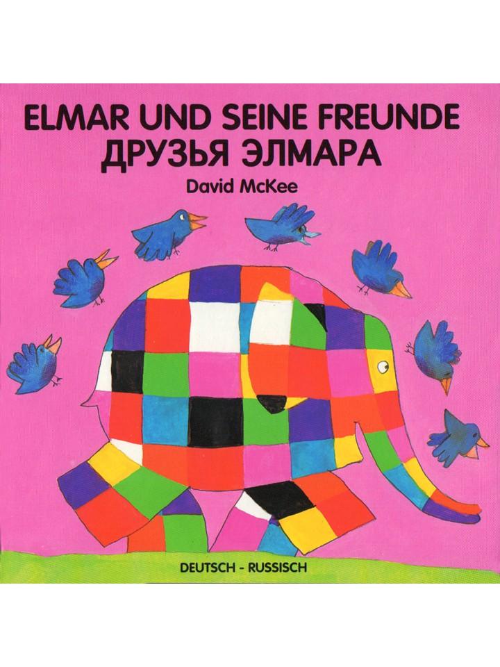 Elmar und seine Freunde Rus.