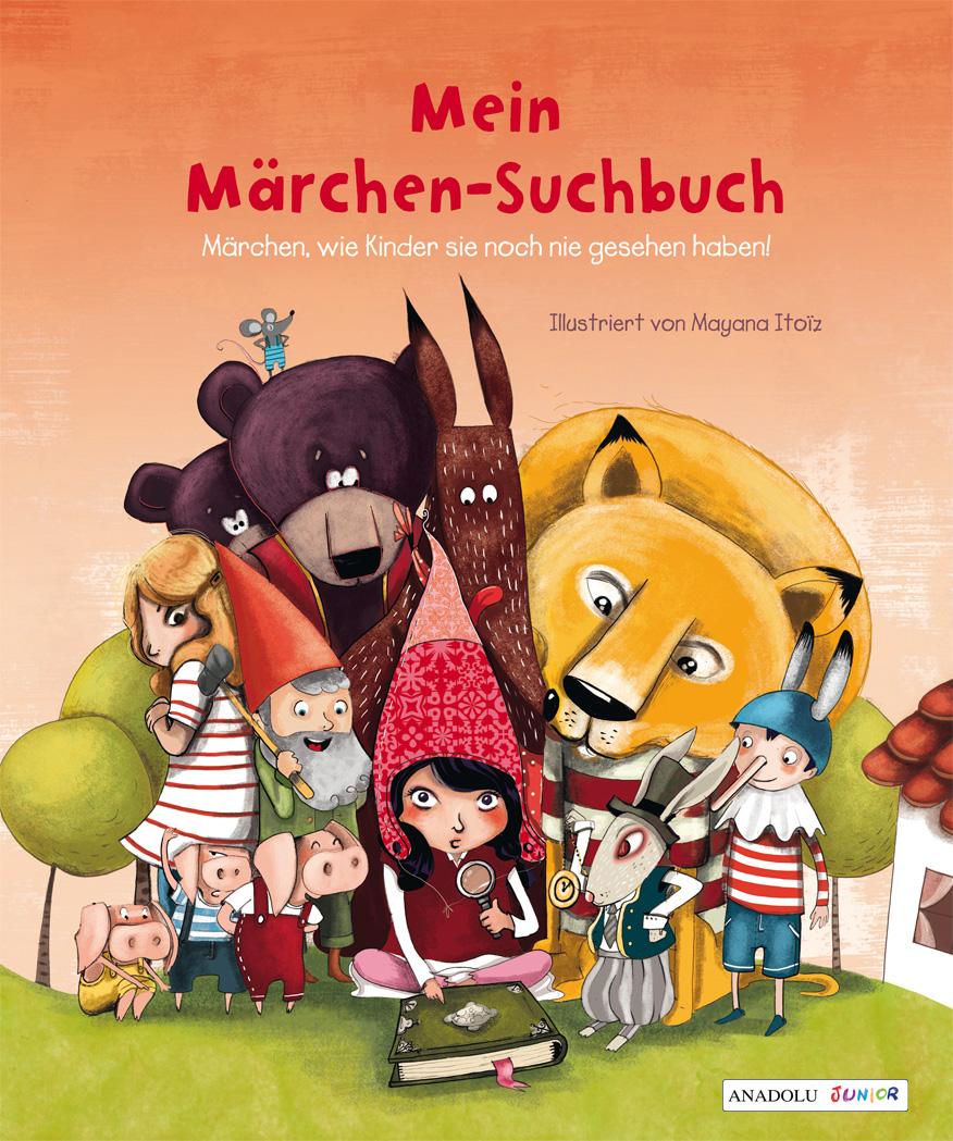 Mein Märchen-Suchbuch