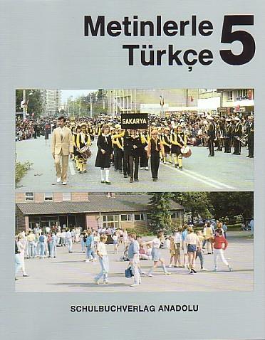 Metinlerle Türkçe 5