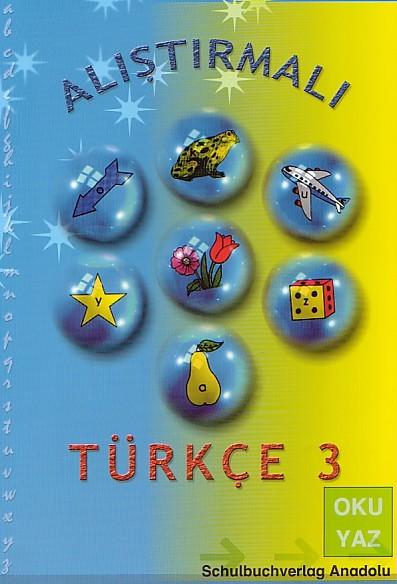 Alıştırmalı Türkçe 3