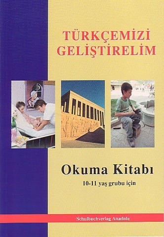 Gelin Türkçemizi Geliştirelim Okuma Kitabı