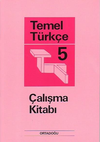 Temel Türkçe 5 Çalışma Defteri