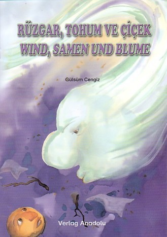 Wind, Samen und Blume