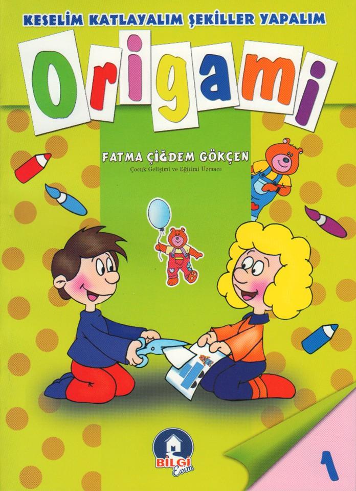 Keselim Katlayalim Sekiller Yapalim Origami 1 Makasli