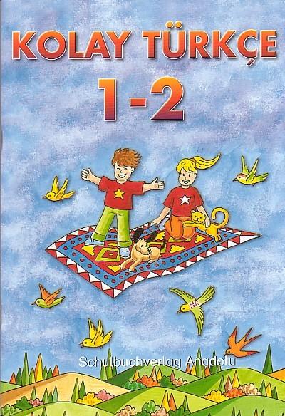 Kolay Türkçe 1-2