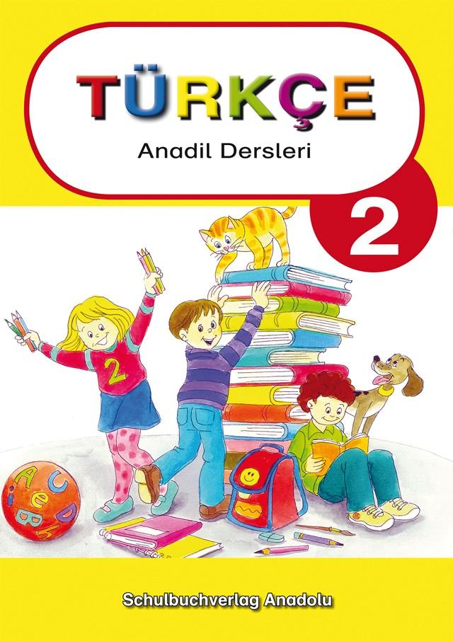 Türkçe Anadil Dersleri 2