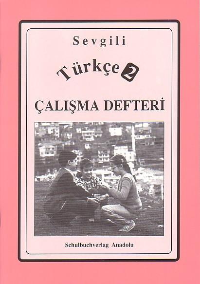Sevgili Türkçe Çalışma Defteri 2