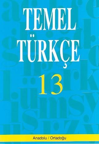 Temel Türkçe 13