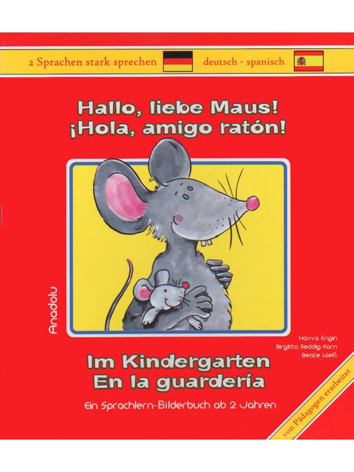 Hallo, liebe Maus! Im Kindergarten Sp.