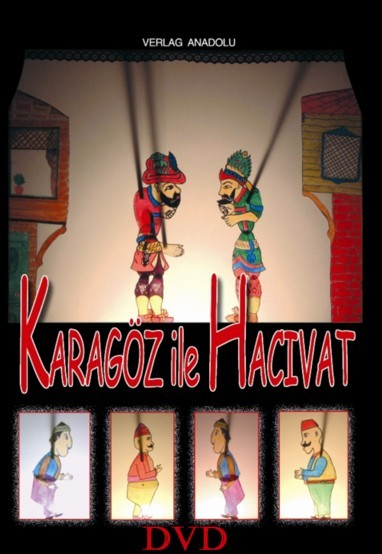 Karagöz ile Hacıvat Gölge Oyunu DVD